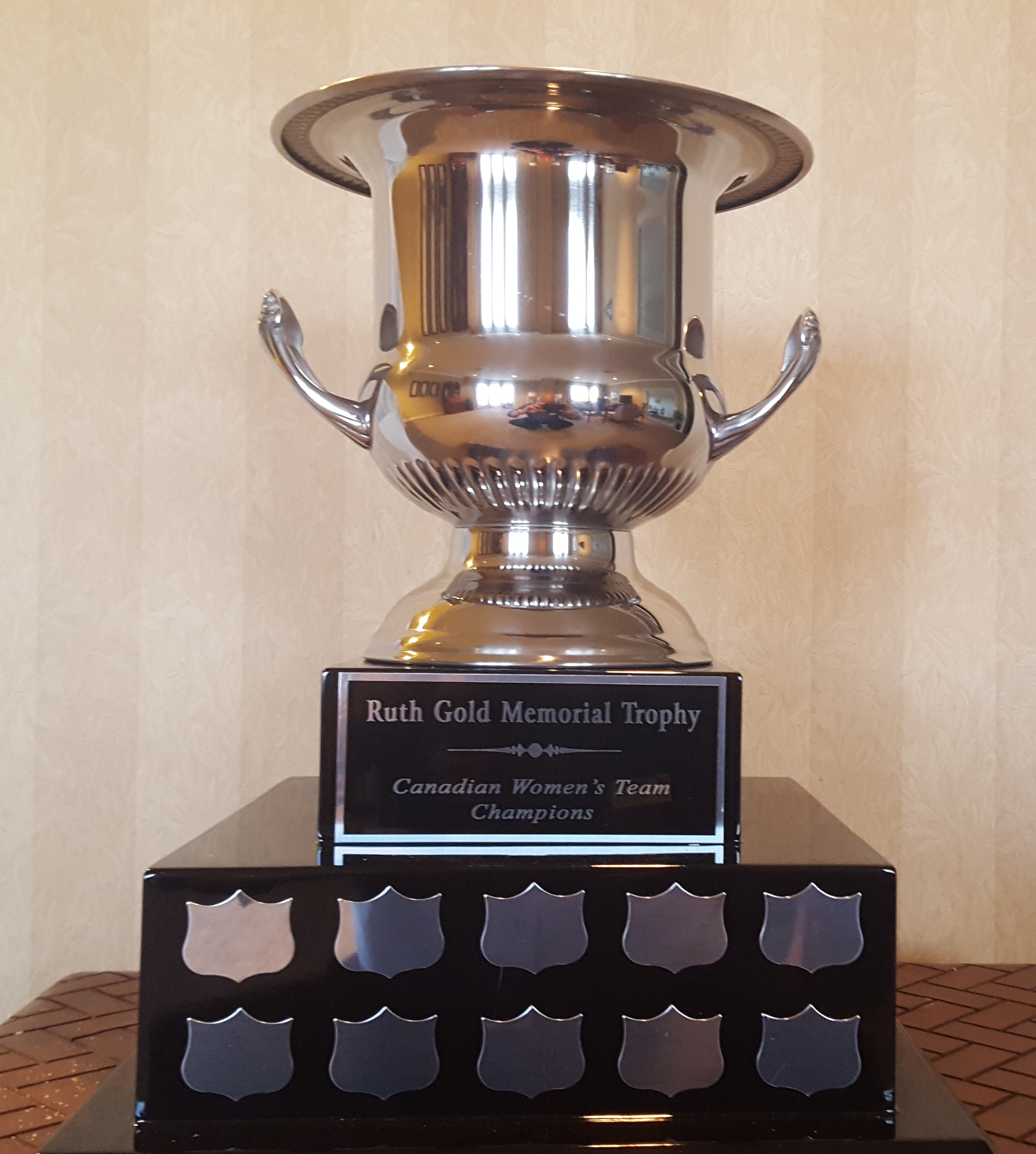 Ruth Gold Memorial Trophy